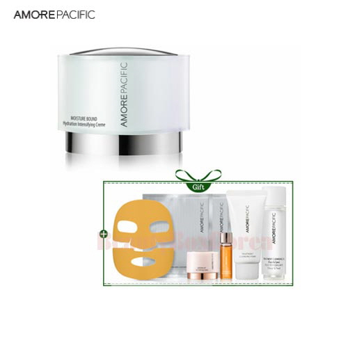 AMOREPACIFIC Moisture Bound Hydration Intensifying Cream Set [Monthly Limited -June 2018]
